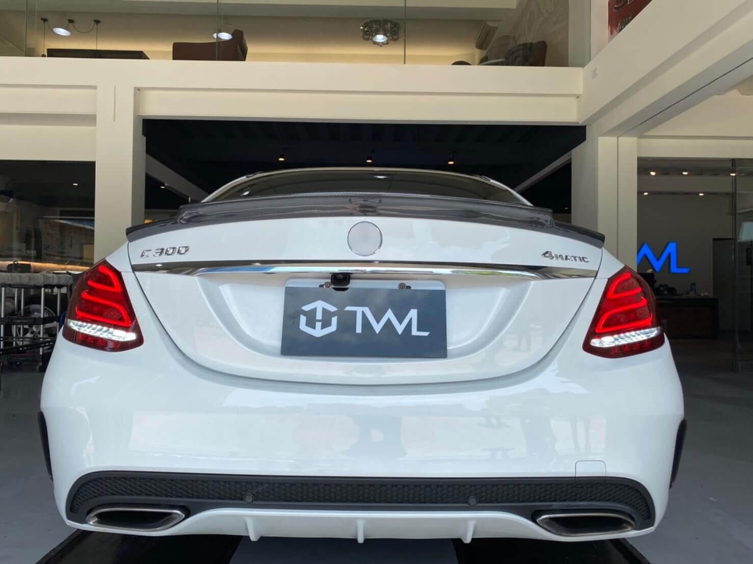 TWL-BENZ W205 C200 C300 C400 C63 C-Class-Taillights