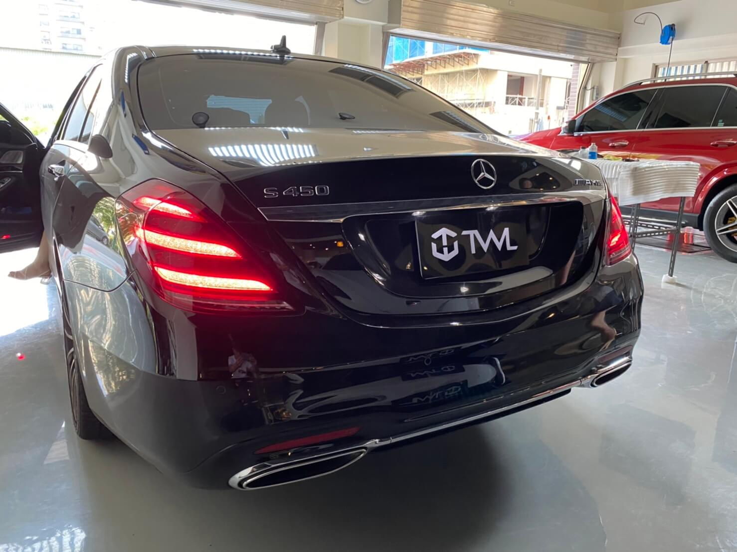 TWL-BENZ W222 S-Class S63 S65 S450 AMG-Tail lights