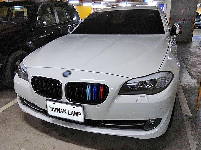 TTWL-BMW F10 F11 520i 528i 530i 535i M5-Grill