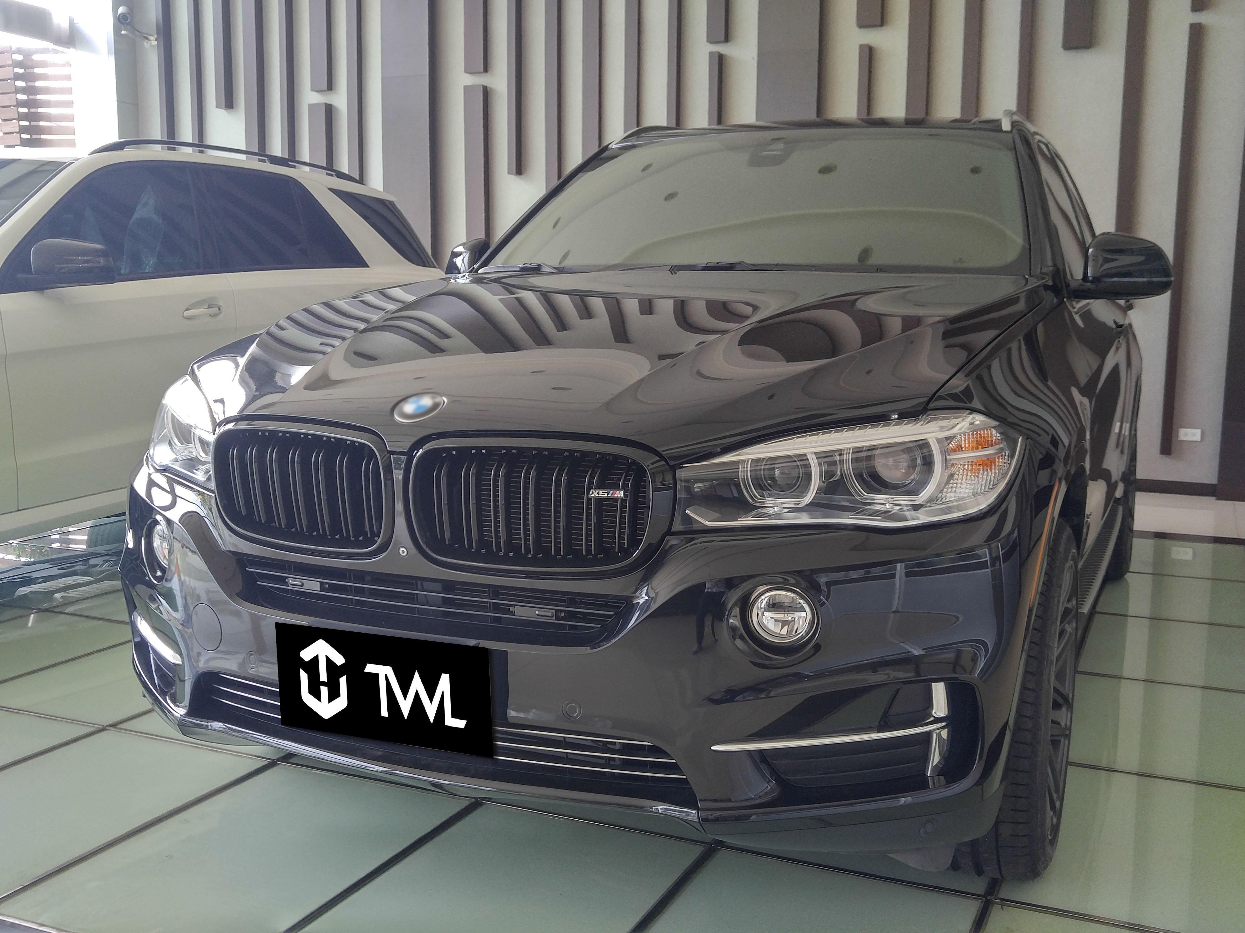 TWL-BMW F15 F16 xDrive35i xDrive50i xDrive30d xDrive M50d X5M X6M-Grille